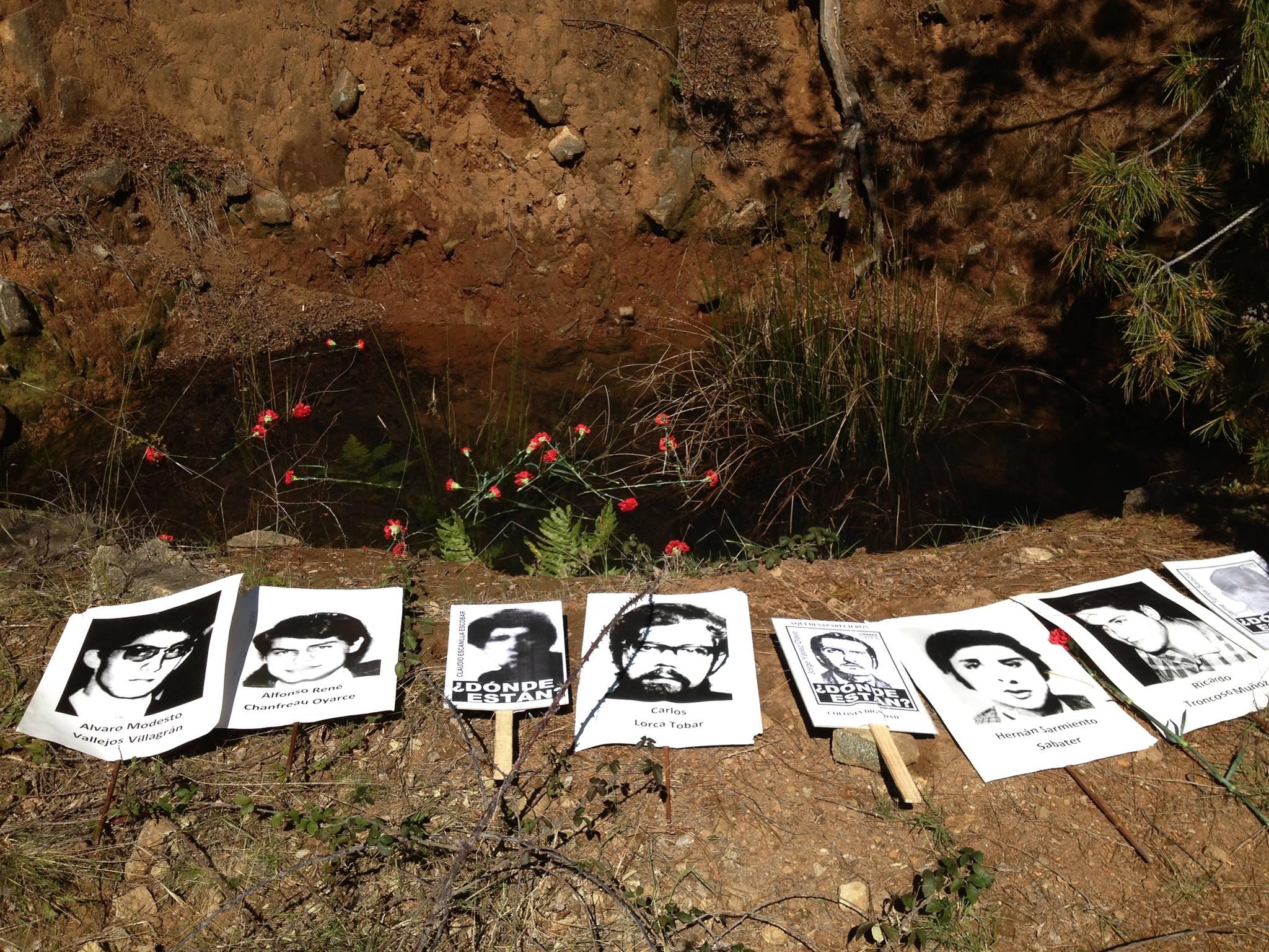 Photo: Victims of Colonia Dignidad