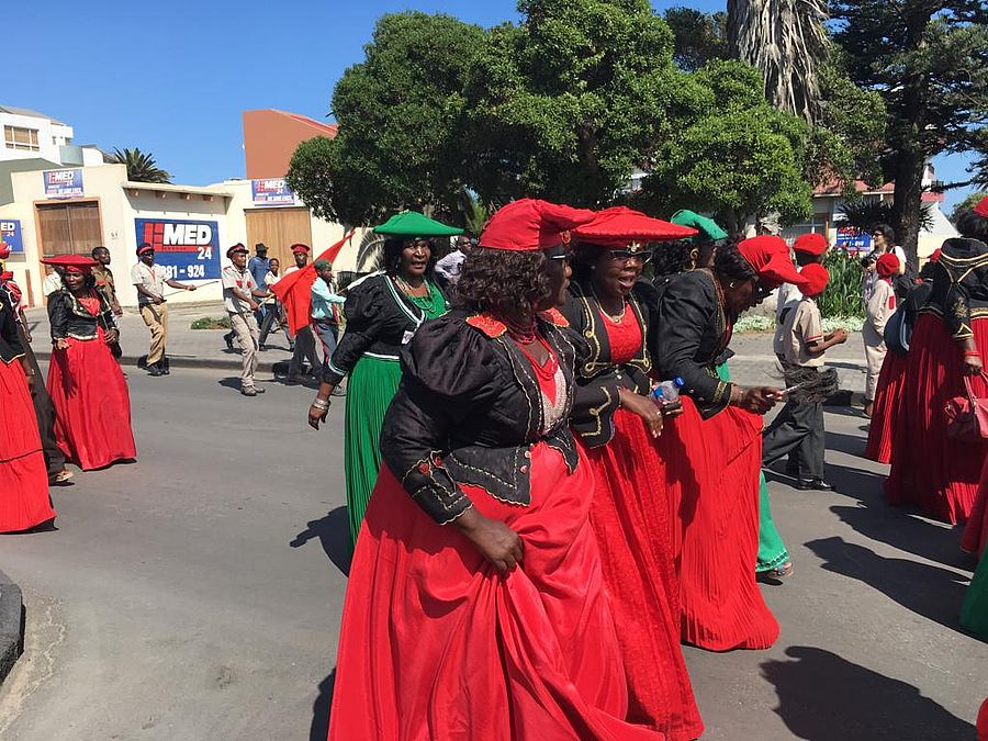 Reparation March, Windhoek, March 2019 © Photo: ECCHR