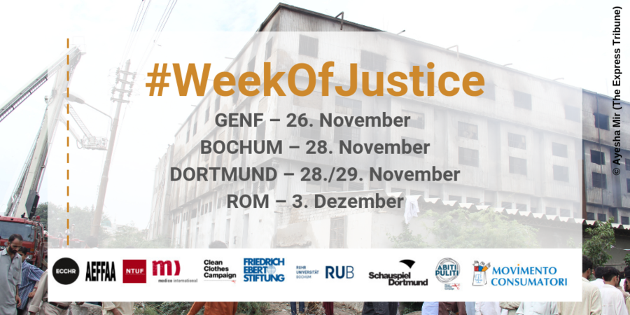 A Week of Justice
