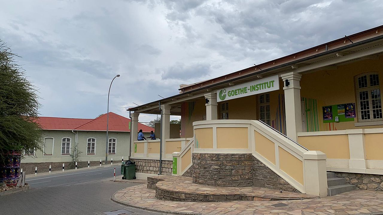 Colonial Repercussions: Goethe-Institut in Windhoek © Photo: ECCHR